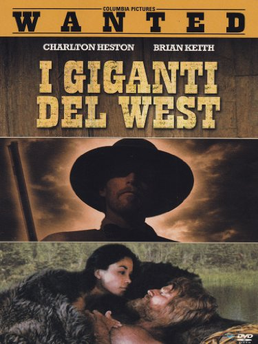 I giganti del West [IT Import]