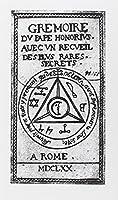 Grimoire du pape Honorius : Avec un recueil des plus rares secrets