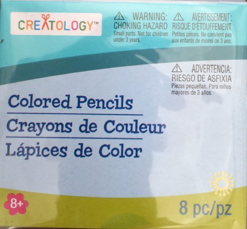 Creatology Colored Pencils 8pcs