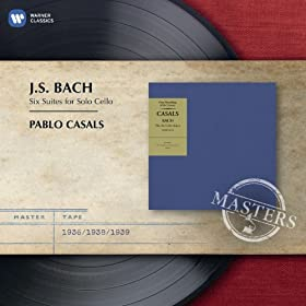 Suite No. 4 In E Flat Major, BWV 1010: Pr�lude (Allegro Maestoso)