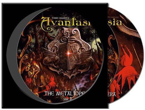 The Metal Opera Vol. 1