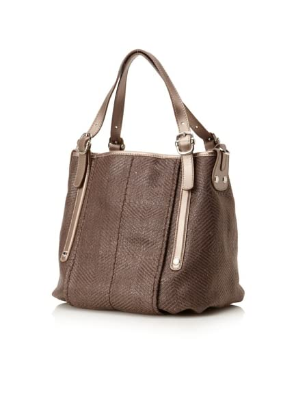 Tod's Women's Gline Cross-Body Tote, Bronze