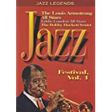 Jazz Festival: Volume 1 - The Louis Armstrong All Stars [DVD]by Various Artists