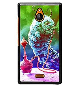 Droit Customised Designer Back Covers for Nokia X2 By Droit store.