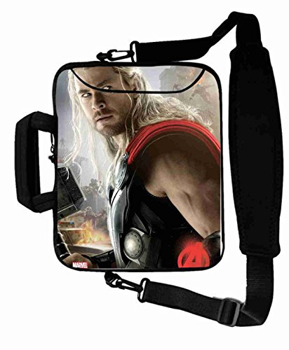 "Fashionable Designed the avengers movie Shoulder Bag For Boy (10 Inch) For 9.7""iPad Air 2-iPad 1 2 3 4 5-Samsung Galaxy Tab 3 S T700-Note 10.1-Tab PRO-Google Nexus 10 - CB-10-5642"