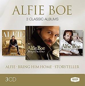 Alfie Boe: 3 Classic albums by Decca (UMO)