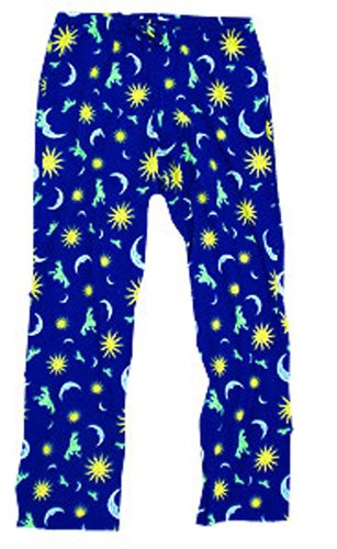 Peace Frogs Kids Milk And Cookies Loungepant front-1052040