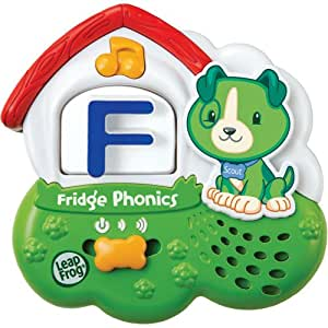 Amazon.com: LeapFrog: Fridge Phonics Magnetic Letter Set