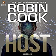 Host Audiobook by Robin Cook Narrated by George Guidall