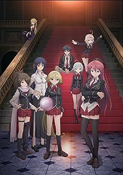 トリニティセブン 1 BD(初回限定版) [Blu-ray]
