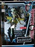 Monster High Doll- Frankie Stein Voltageous (Daughter of Frankenstein)