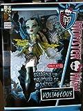 Monster High Doll- Frankie Stein Voltageous (Daughter of Frankenstein)