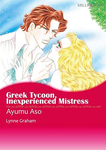 Lynne Graham - Greek Tycoon, Inexperienced Mistress (Mills & Boon comics)