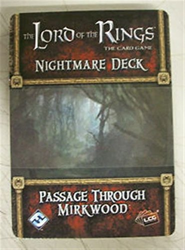The Lord of the Rings LCG: Passage Through Mirkwood