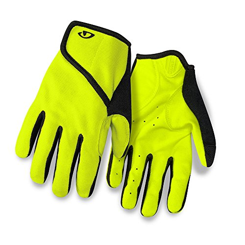 Giro DND Jr. II Gloves - Kids' Highlight Yellow, M
