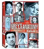 Grey's Anatomy - Saison 2, partie 2- Coffret 4 DVD (dvd)