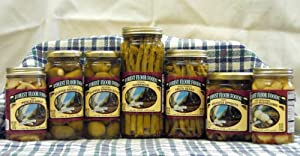 Gourmet Pickled Vegetable Assortment by Wisconsinmade.com