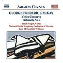 McKay: Violin Concerto, 16th Century Hymn Tunes