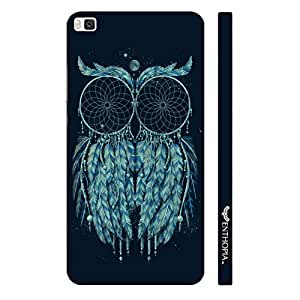Huawei P8 Dream owl catcher designer mobile hard shell case by Enthopia