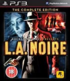 L.A. Noire: The Complete Edition Playstation 3 PS3