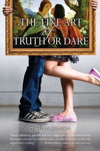 Cover of The Fine Art of Truth or Dare