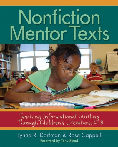 Nonfiction Mentor Texts: Teaching Informational 