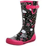 Chooka Women's Hello Kitty Cute! Rain Pup revision