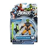 Radiation Rocket Leader Avengers Assemble S.H.I.E.L.D. Gear Action Figure