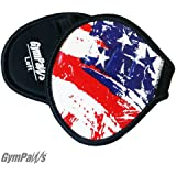 Gym Gloves Alternative | Leather - Neoprene Weightlifting Grips | Mens - Womens Workout