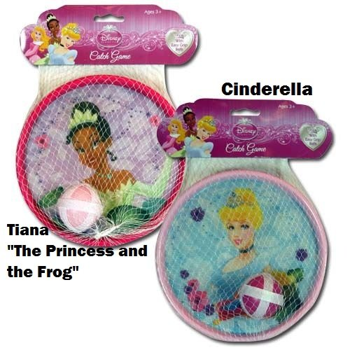 Disney Princess Velcro Catch Game (Tiana)