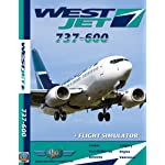 Westjet Boeing 737-600 + Flight Simulator