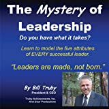 img - for The Mystery of Leadership: Do You Have What it Takes? book / textbook / text book