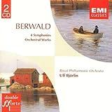 Berwald: 4 Symphonies, Orchestral Works