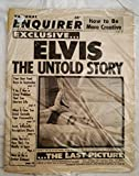 img - for Elvis The Untold Story book / textbook / text book