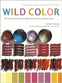 Making Natural Dyes From Wild Plants
