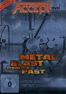 Metal Blast from the Past