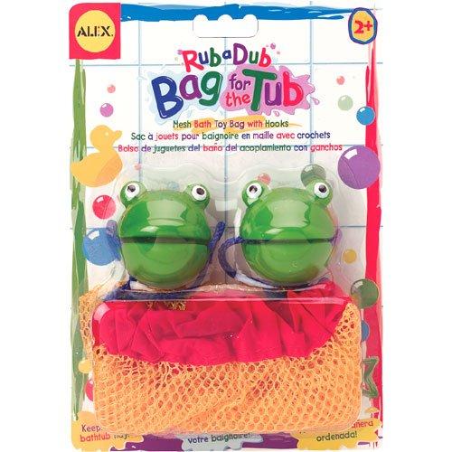 Rub a Dub Bag Froggy - 1