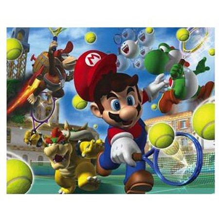 Cheap Hobbico Nintendo 3D Lenticular Puzzle Mario Tennis (B000YBFW0S)