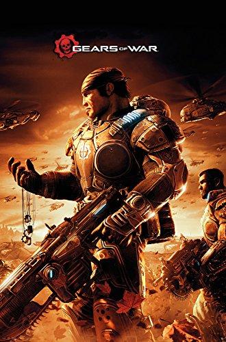 GB eye LTD, Gears of War 3, Key Art, Maxi Poster, 61 x 91,5 cm