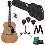 Fender Acoustic Guitar FA-100 Beginner Pack