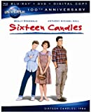Sixteen Candles (1984)    [Blu-ray + DVD + Digital Copy] (Bilingual)