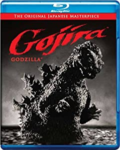 "Cover of ""Gojira [Blu-ray]"""