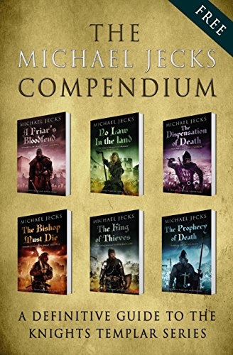 the-michael-jecks-compendium-a-free-sampler