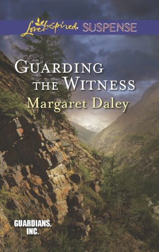 Margaret Daley - Guarding the Witness (Guardians, Inc. series Book 5)