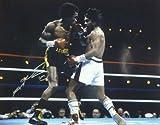 Roberto Duran/Sugar Ray Leonard Autographed 16x20 photo JSA