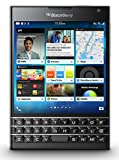 BlackBerry Passport – Factory Unlocked Smartphone – Black