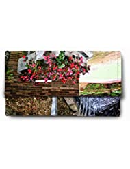 Sleep Nature's Piano Printed Ladies Wallet