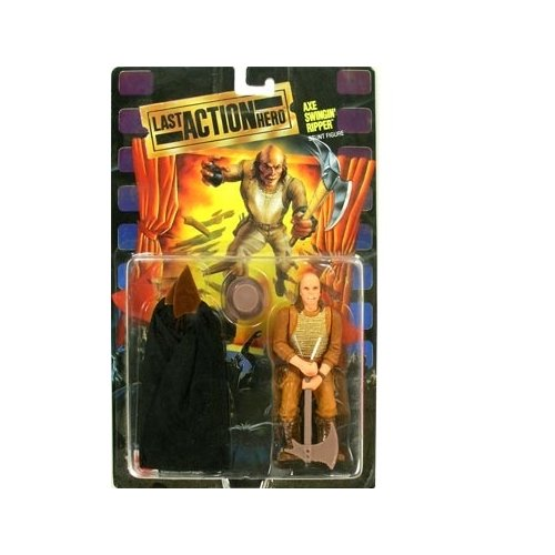 Last Action Hero Axe Swingin Ripper Action Figure - 1