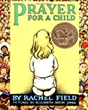 Prayer for a Child (0020430701) by Field, Rachel