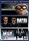 Hancock/Men In Black/Men In Black 2 [DVD]